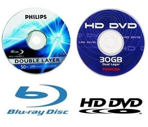 Impulso al formato HD DVD de grandes productoras