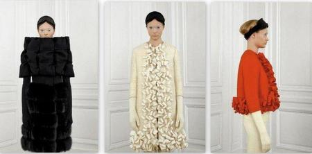 Moncler Gamme Rouge, Colección Invierno 2010-2011