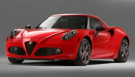 El Alfa Romeo 4C promete sensaciones fuertes
