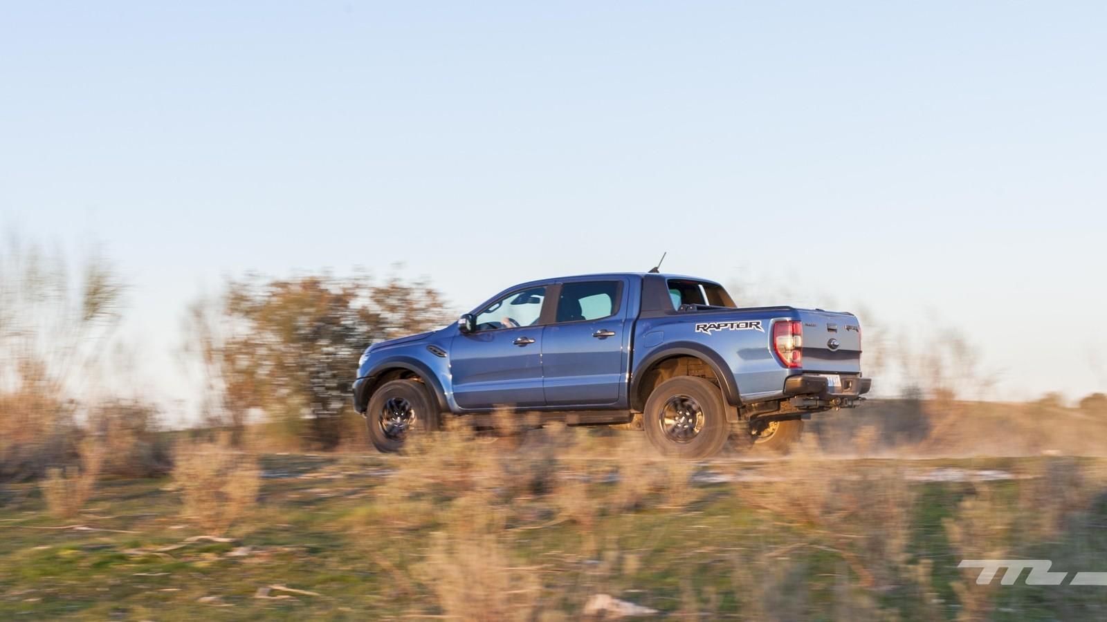 Foto de Ford Ranger Raptor 2020, prueba (16/36)