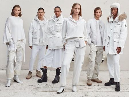 Zara presenta su segunda colección SRPLS: este otoño 2019 las calles vestirán de color blanco (y con un toque militar de lo más molón)