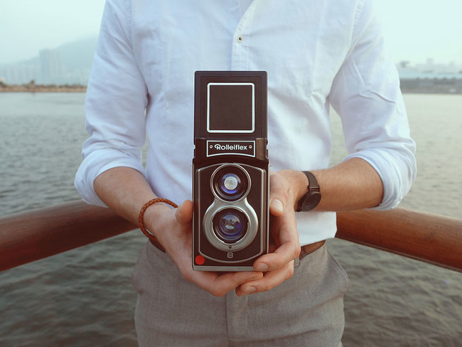 Rolleiflex Instant Kamera: La vintage clásica resucita con el poder de las instantáneas