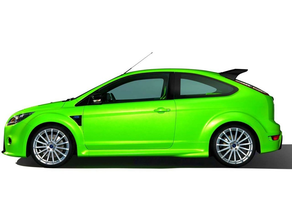 Ford Focus Rs 8 17