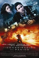 'La Conspiración del Pánico', póster y trailer en español