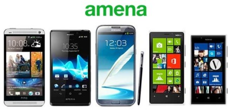 Precios de HTC One, Nokia Lumia 720, Nokia Lumia 920, Sony Xperia T y Samsung Galaxy Note II con Amena