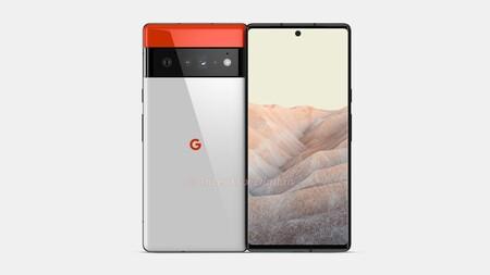 Google Pixel 6 Pro Renders Filtracion Pantalla Camaras