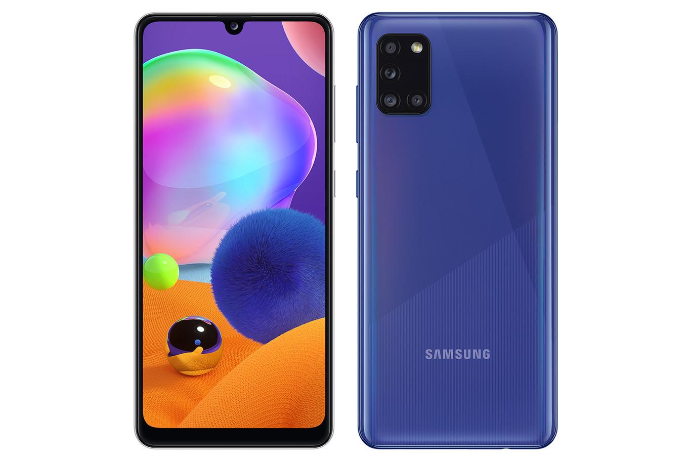 Smartphone Samsung Galaxy A31 4GB 64GB versión española