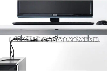 Signum Regleta Cables Horizontal Gris Plata 0256614 Pe400752 S5