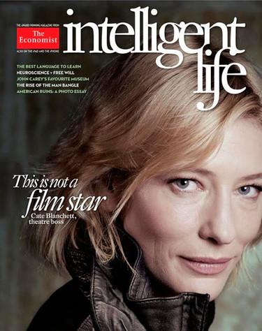 Di que sí, Cate Blanchett, la arruga es bella, pasando de Photoshop