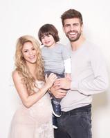 Shakira y Piqué invitan a un baby shower mundial solidario para Unicef