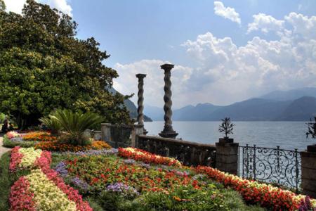 Apúntate a la caza del tesoro de los huevos de Pascua en los jardines botánicos de Italia