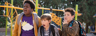 'Chicos buenos', la preadolescencia transformada en una de las comedias más divertidas del año