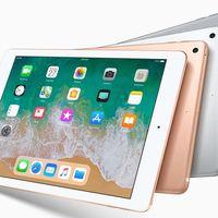 Este será el precio del iPad (2018) de 9.7 pulgadas en México