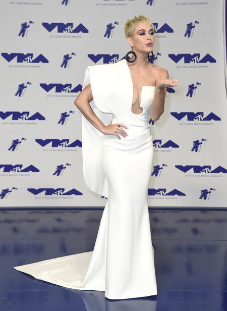 mtv vma video music awards 2017 alfombra roja red carpet katy perry