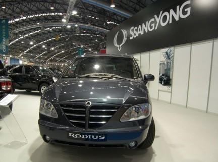 SsangYong está a un paso de la bancarrota