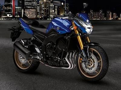 Yamaha FZ8, foto oficial