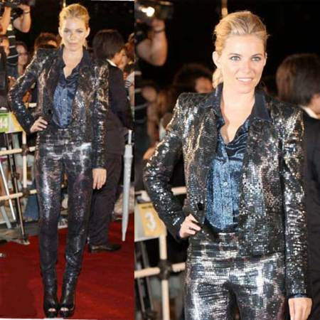 Sienna Miller brilla en la premiere de G.I Joe The Rise of Cobra en Japón