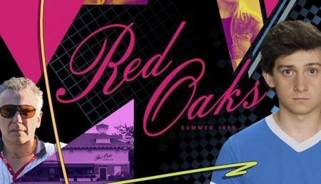 Amazon también da luz verde a la comedia 'Red Oaks'