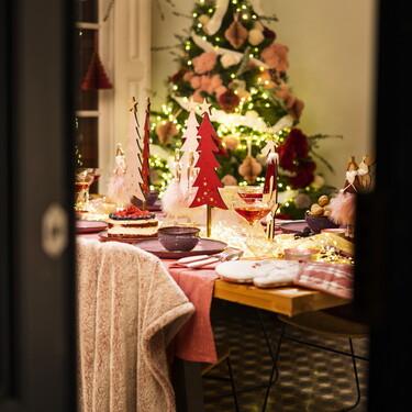 Una Navidad íntima y hogareña, así propone La Mallorquina que la disfrutemos gracias a los textiles
