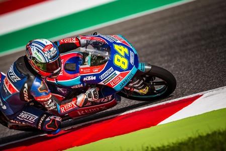 Jakub Kornfeil Gp Italia Moto3 2018