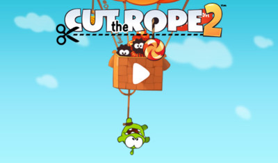 Om Nom se mete en problemas con Cut the Rope 2, la secuela del mejor título de ZeptoLab