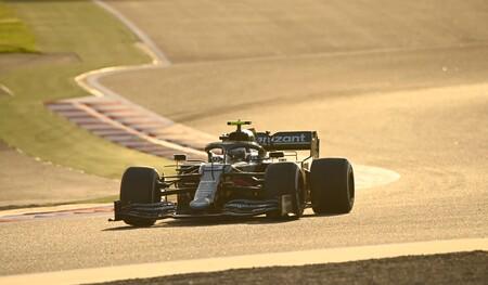 Vettel Sakhir F1 2021