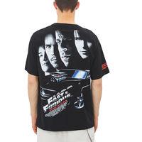 Fast & Furious y Bershka suben la adrenalina del verano con su nueva línea de camisetas