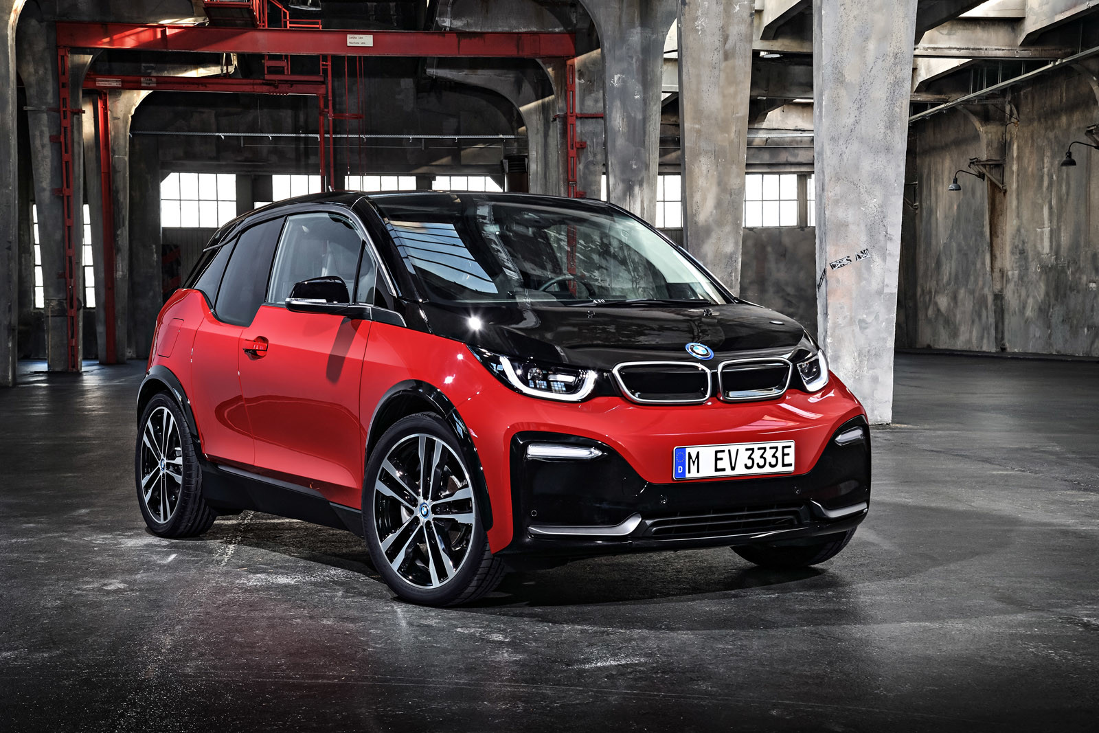 Foto de BMW i3 y i3s 2018 (95/139)