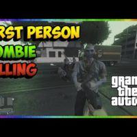 Los zombies llegan a Los Santos con este mod para GTA V