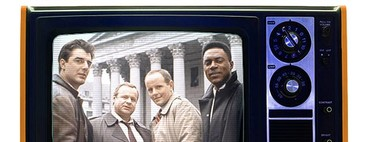 'Ley y orden', Nostalgia TV