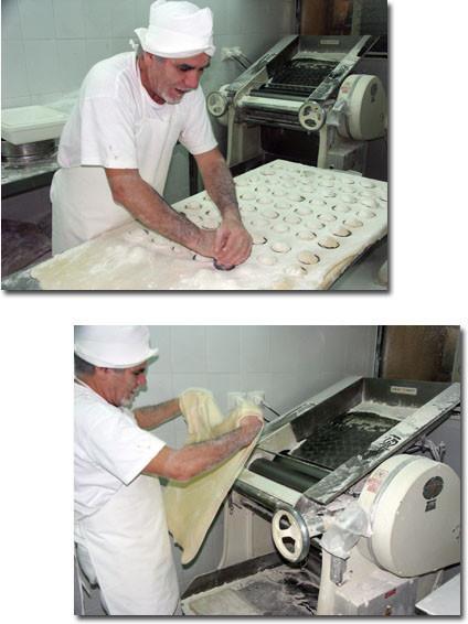 pasta frescas artesanales-elaboración