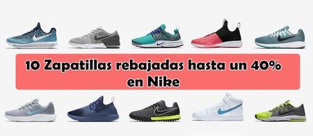 Rebajas fin de temporada de Nike, 10 Zapatillas rebajadas hasta un 40%