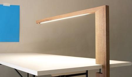 Timp - lámpara minimalista 2