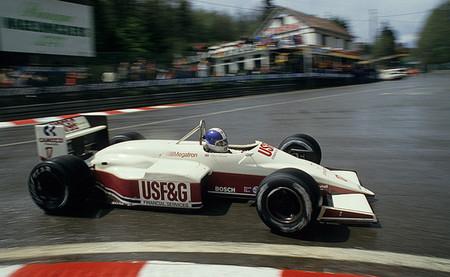 Arrows A10 Spa-Francorchamps 1988