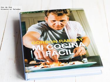 Mi cocina fácil. Libro de recetas de Gordon Ramsay