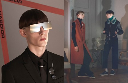 Lucas Hedges Y Dave Gahan Son Los Nuevo Rostros De La Campana De Dior Homme Para El Proximo Invierno
