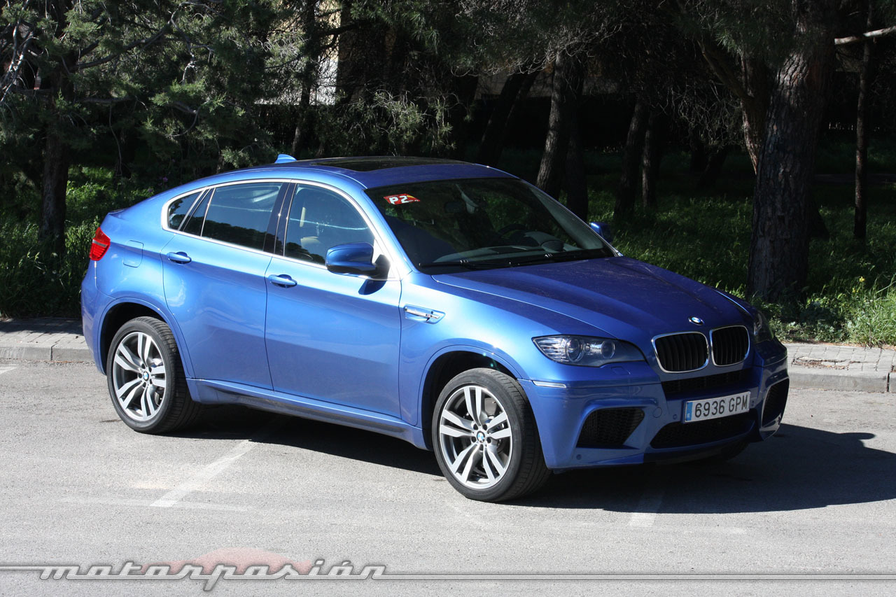 Foto de BMW X6 M (prueba) (39/41)