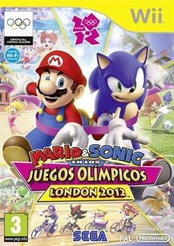 Mario&Sonic en los JJ.OO. London 2012