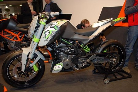 KTM 125 Duke, el nombre definitivo para la 125 definitiva