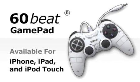 60beat nos propone un mando de control para dispositivos iOS