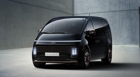 Hyundai Staria 2022 nos muestra su innovador diseño y gran interior, antes de su debut mundial