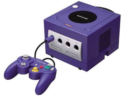 Huevos de pascua en el inicio de GameCube