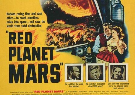 Ciencia-ficción: 'Red Planet Mars' de Harry Horner