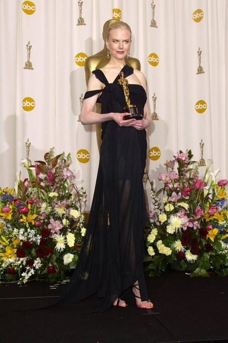 Nicole Kidman Oscar 2002
