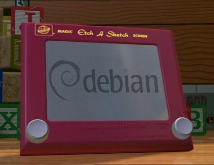 "Publicada Debian GNU/Linux 4.0 ""Etch"""