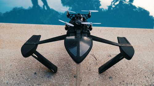 Orak Hydrofoil Drone de Parrot, análisis: ¿es el dron lancha tan potente como lo pintan?