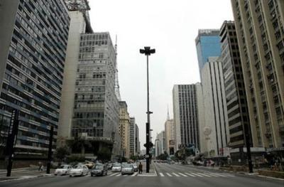 Sao Paulo (Brasil): La avenida Paulista
