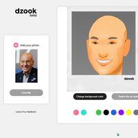 Dzook es una IA que te dibuja un retrato a partir de cualquier foto: lo hemos probado principalmente por las risas