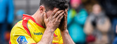 España se iba a clasificar para el Mundial de Rugby. Terminó persiguiendo y amenazando al árbitro