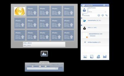 VelvetPuffin, un sistema de mensajería con red social incluida